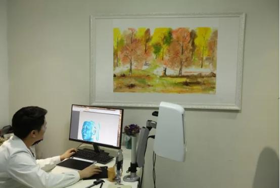 首席美学设计师韩主任办公室马教授作品