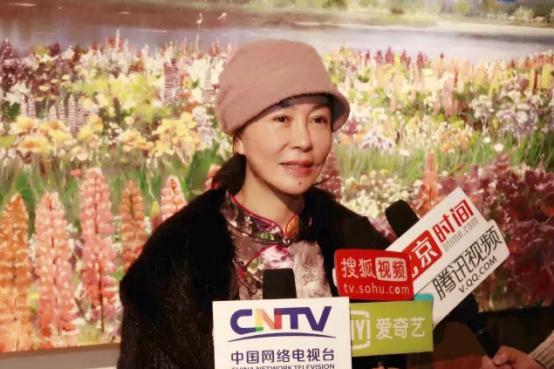 郑楚蓉院长接受媒体采访